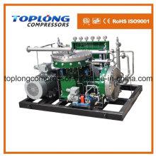Compresor del diafragma Compresor del oxígeno Compresor del nitrógeno del impulsor Compresor del helio Compresor de alta presión del impulsor (Gv-50 / 4-150 Aprobación del CE)