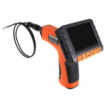 20M Inspection Camera VIDEO PIPE SEWER DRAIN ENDOSCOPE Rod borescope Snake Cam