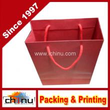 Kraft Paper Shopping Packaging Bag (2116)