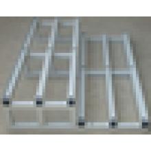 Plaque de bonne qualité Matal Solar Stand