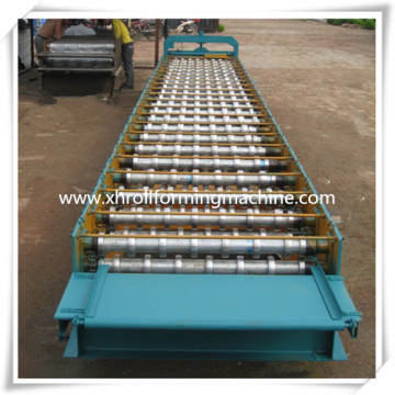 Glazed Metal Roofing Panel Rolling Forming Machinery