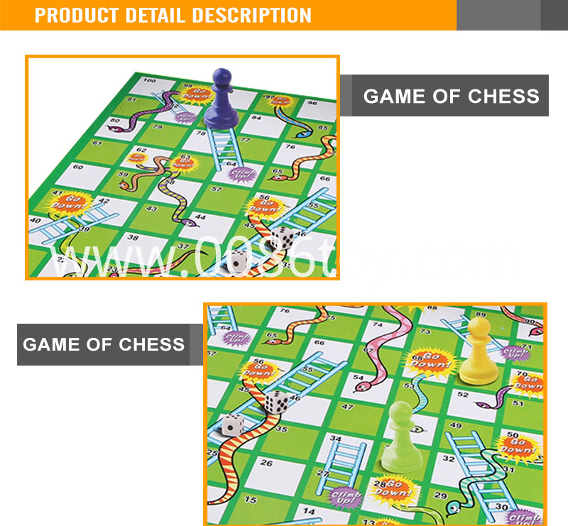 Toy Children Chess Game