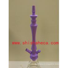 Narguilé en aluminium de qualité supérieure fumer le shisha narguilé