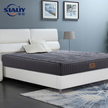 Grey Soft Latex Mattress