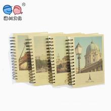 Notebook de organizador personalizado de capa dura com banda elástica (NP (B5) -X-0003)