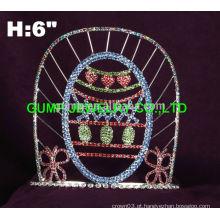 Projeto do ovo Páscoa pageant tiara