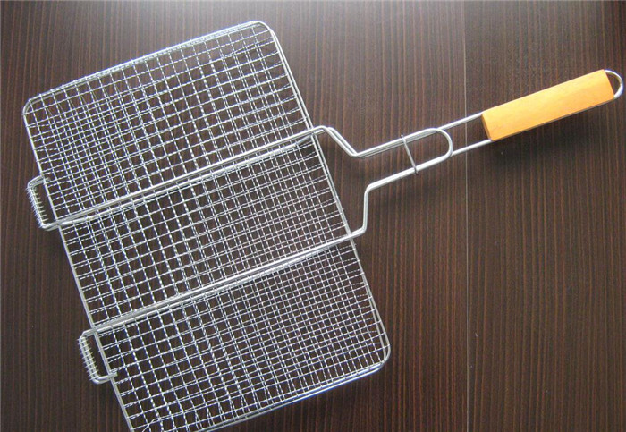 barbecue grille netting