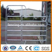 Barrière galvanisée à usage professionnel
