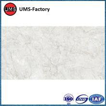 Polished porcelain tiles grey for living room flooring
