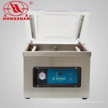 Настольная вакуумная упаковочная машина Hongzhan Dz400 для вакуумной упаковки пищевых продуктов