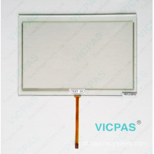 Tela sensível ao toque 4PP045.0571-K01 4PP045.0571-K02 touch panel repair