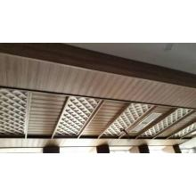 Decorating Polystyrene plastic wood Ceiling