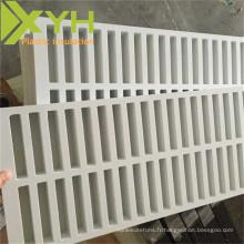 Feuille adaptée aux besoins du client de mousse de PVC de 1.5mm auto-adhésif