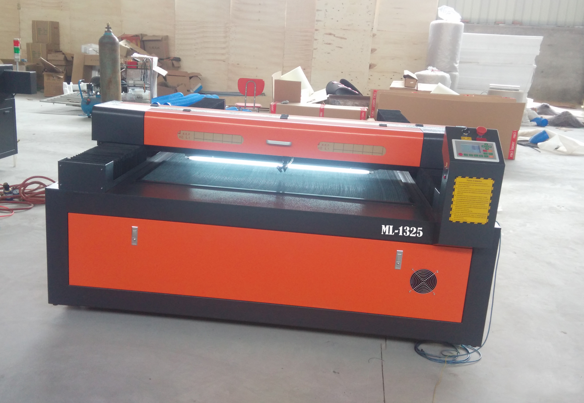 CNC laser Cutting machine wood
