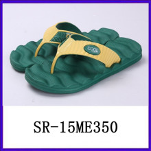 Fancy outdoor sandals slippers beach flip flop new model footwear man footwear