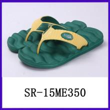 Причудливые наружные сандалии тапочки пляж флип-флоп новая модель обувь мужская обувь