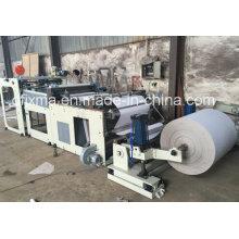 Machine de laminage de papier photographique avec rouleau de protection de surface