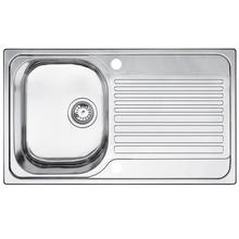 Hergestellt Home Kitchen Single Bowl Sink