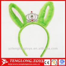 Dekorative Krone glänzende Haarband für Festival