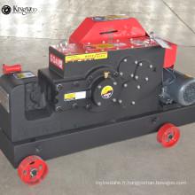 Vente chaude Chine en acier bar machine de découpe électrique renforcer en acier bar cutter