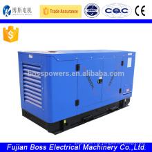 Motor chino Weifang generador silencioso 20kw 380v
