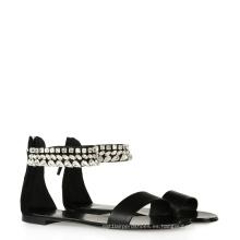 Zapatos de mujer de moda (Hcy02-1381)