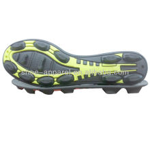 2013 Outdoor soccer shoes sole rubber sole