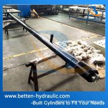 Cylindre hydraulique à course prolongée avec course de 5 m / 8 m / 10 m
