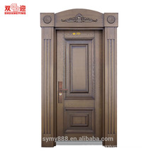 Steel waterproof basement door galvanized steel maintenance-free door