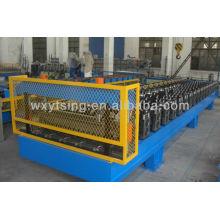 Completo automático YTSING-YD-0492 Techo de metal automático laminado en frío que forma la maquinaria