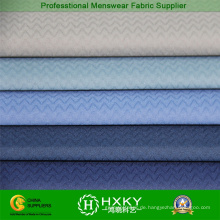 Polyester-Spandex Gewebe mit W-Form Dobby für Men′s-Jacke