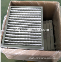 The ventilation system G4 primary efficiency air filter