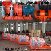 Treuil 30kw de grue de Slusher de mine en métal 2jp-30 avec la certification de Ce