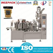Máquina de embalagem automática do alimento do vácuo (RZ8-200ZK três)