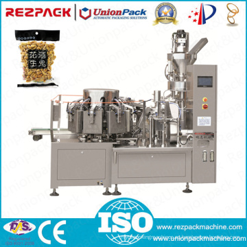 Máquina automática de embalaje de alimentos al vacío (RZ8-200ZK Tres)