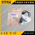 Électrovanne d'excavatrice Komatsu PC60-7 203-60-62161
