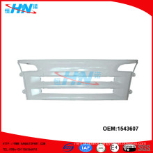 SCANIA Truck Body Parts Upper Grille 1543607
