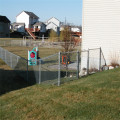 High Security Stainless Steel Chain Link Fence Prices