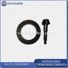 Genuine NHR NKR 8-97035-409-0 coroa roda e pinhão 8:39