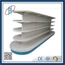 Boat Shaped Shelf For Supermarket