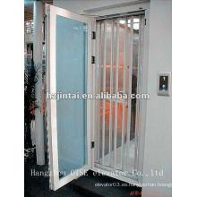 Puerta plegable elevador Villa
