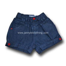 custom made denim bloomers shorts
