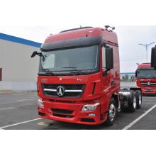 Condição nova Beiben V3 3 Eixos 6X4 Caminhões Trator Cabeça