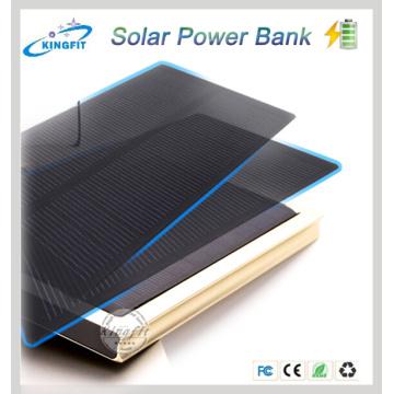 Солнечное зарядное устройство банка 20000mAh солнечной энергии высокого качества модное солнечное передвижное