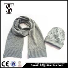 2015 Sombrero de invierno y bufanda Set Sombrero de invierno bufanda establece