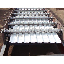 Trapezoidal Steel Tile Roll Forming Machine