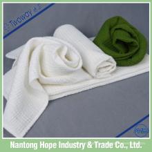 2014 nouveau chiffon de nettoyage en coton microfibre de haute qualité 30cm x 30cm