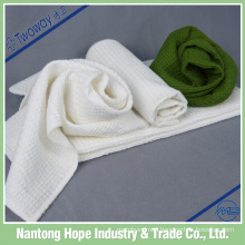 2014 new high quality microfiber cotton cleaning cloth 30cm x 30cm