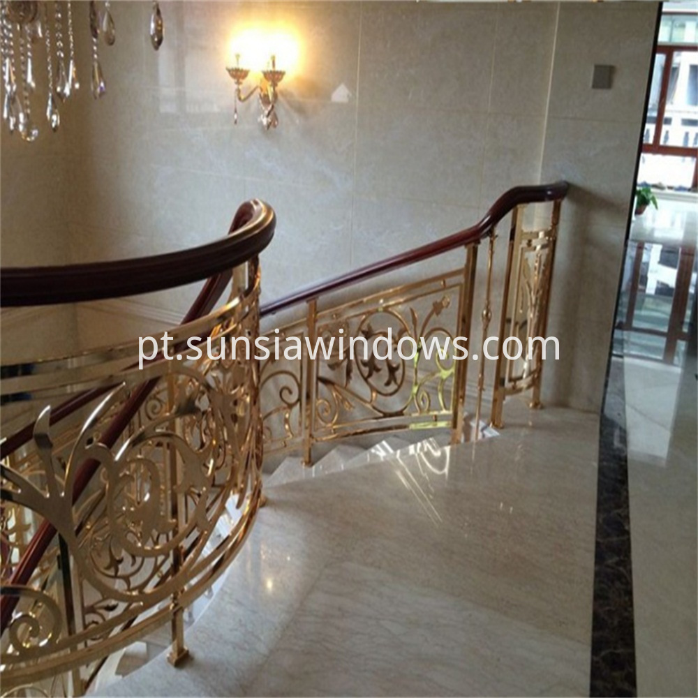 Handrails and Balustrade