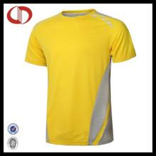 Camiseta al por mayor de la camiseta del balompié del Mens Patterend